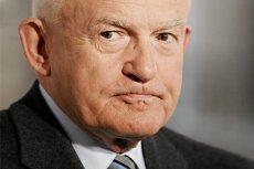 Leszek Miller mówi, że przed wyborami parlamentarnymi na pewno nie przestanie być szefem SLD.