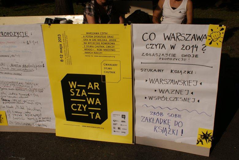 Big Book Festival - Warszawa 2013