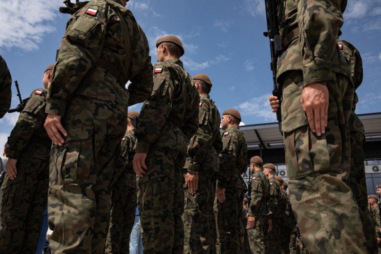 Wojska Obrony Terytorialnej to formacja, która powstała w 2017 roku.