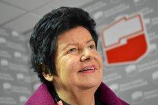 Joanna Senyszyn nie zostawia suchej nitki na partii rządzącej