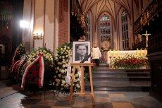 Msza żałobna za Jana Olszewskiego odbyła się w warszawskiej katedrze św. Jana Chrzciciela.