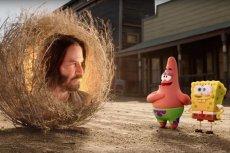 Keanu Reeves zagra ducha.