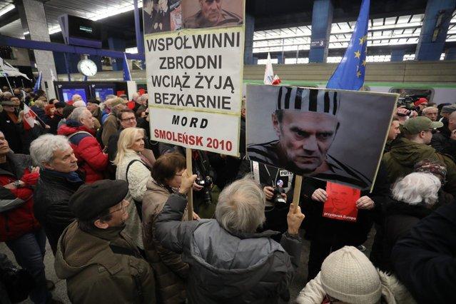 Dyrektor z departamentu Szyszki sugeruje karę śmierci dla Donalda Tuska.