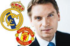 Tomasz Lis nie został wyrzucony z meczu Manchester United – Real Madryt