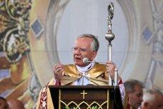 Podczas procesji Bożego Ciała abp Jędraszewski mówił o deprawacji dzieci.
