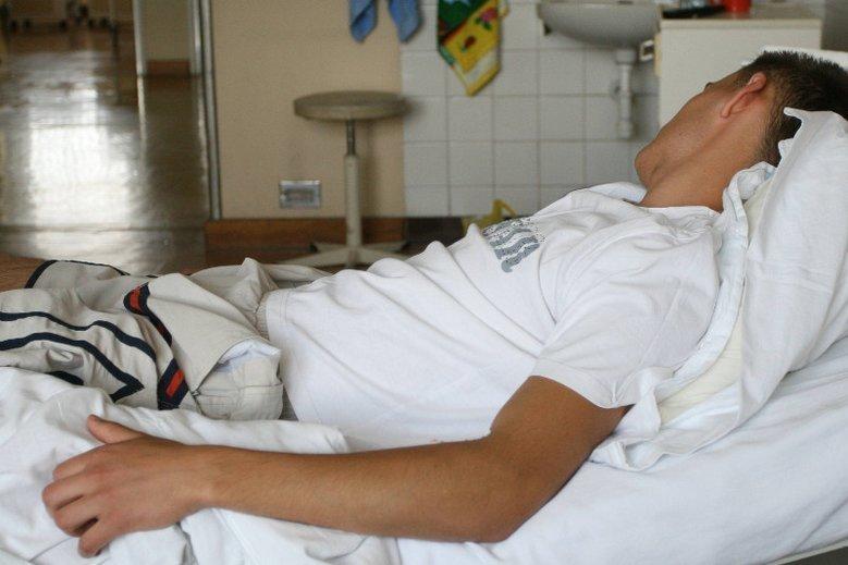 W chorobie Pompego glikogen uszkadza mięśnie.