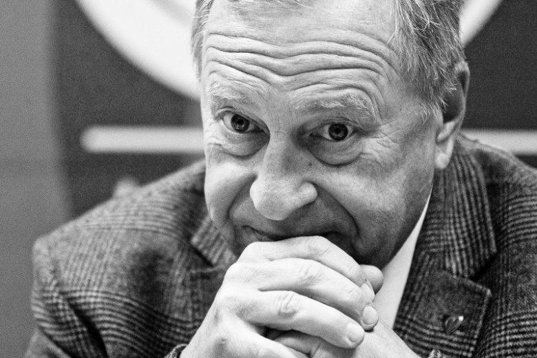 """Jerzy Stuhr 9. października rozpoczyna zdjęcia do filmu """"Obywatel""""."""