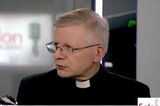 Słowa ks. Zielińskiego dowodzą, że niektórzy przedstawiciele  Kościoła w Polsce niewiele wiedzą o miłości bliźniego.