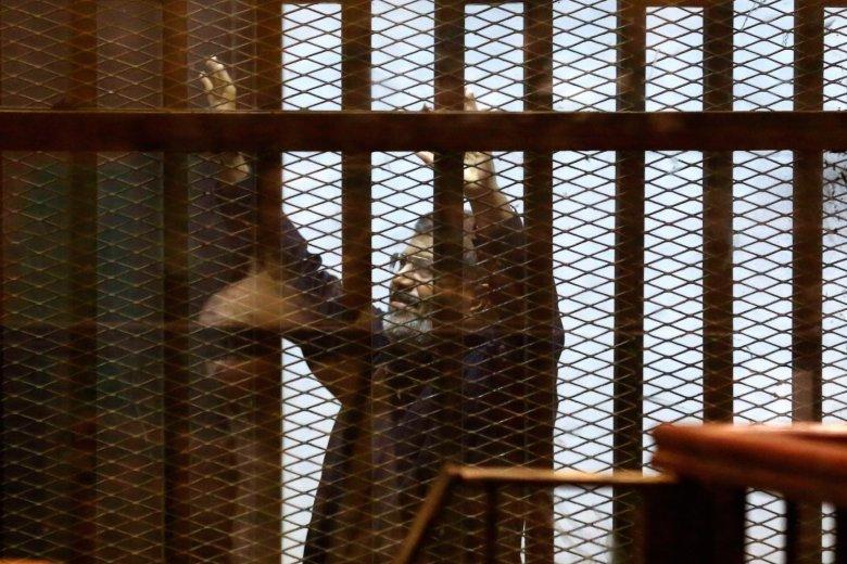 Mohammed Mursi był prezydentem Egiptu