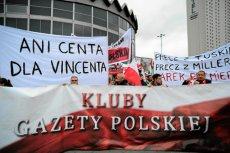 Czy głównymi beneficjentami rządowych grantów będą teraz kluby Gazety Polskiej?
