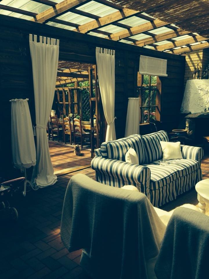 W Gościńcu Gaładuś czekają na was przytulne wnętrza, idealne na jesienny wypoczynek.