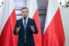 Rzecznik Andrzeja Dudy przekonuje, że jego szef kolejne wybory wygra w pierwszej turze.