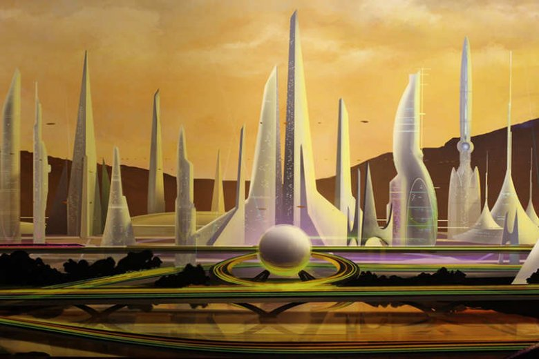 Miasto przyszłości?