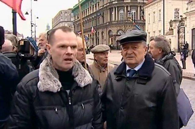 Andrzej Hadacz – najpierw bronił krzyża, teraz wystąpiłna Paradzie Równości