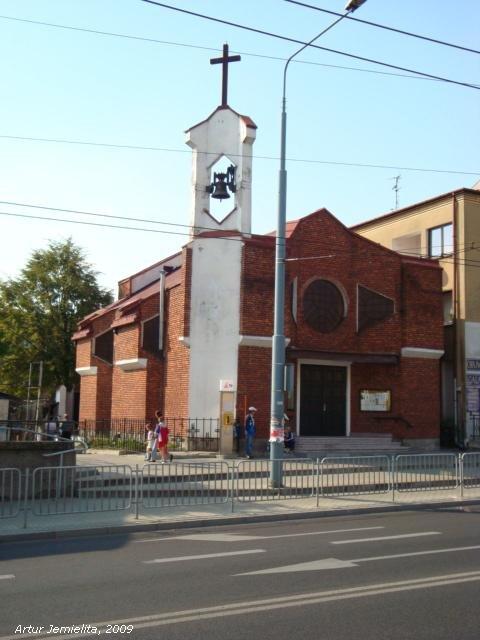 Polskokatolicka Parafia Wniebowzięcia Najświętszej Maryi Panny w Lublinie.