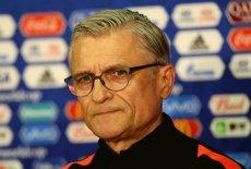 Adam Nawałka spokojnie zareagował na klęskę piłkarzy Lecha.