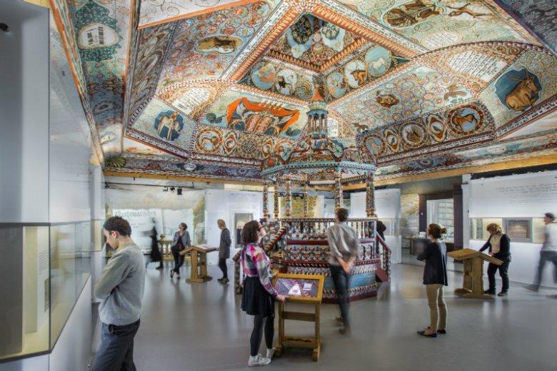 Wystawa stała galeria Miasteczko (1648–1772)