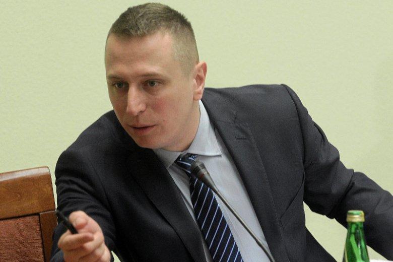 Poseł Krzysztof Brejza chce zbadać związki SKOK i Amber Gold