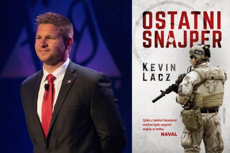 Książka Kevina Lacza, byłego snajpera 3 Zespołu SEAL, ukazała się w Polsce 28 marca 2019 roku nakładem Wydawnictwa Bellona