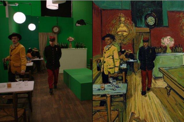 """""""Twój Vincent"""" jest nowatorskim filmem, który pokaże historię tragicznego życia i śmierci van Gogha za pomocą jego obrazów. To pierwsza pełnometrażowa produkcja stworzona animacją malarską. Artyści z całego świata namalowali tysiące obrazów olejnych, któr"""
