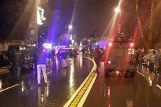 Atak w Stambule.