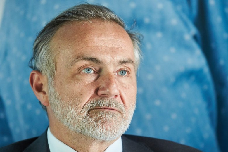 Wojciech Szczurek potępił zachowanie gdyńskiego restauratora.