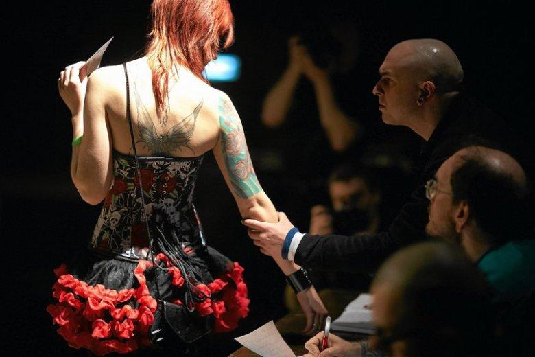 Kobieta Z Tatuażem Kogo To Jeszcze Dziwi Natematpl