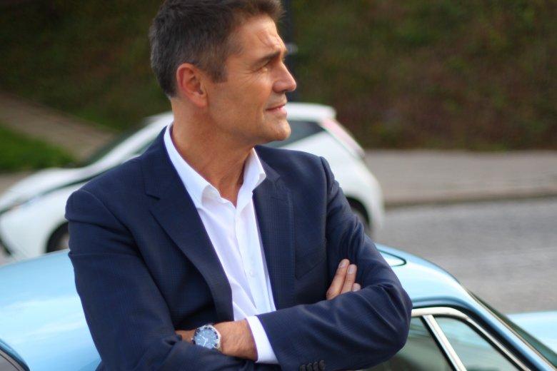 Krzysztof Hołowczyc, ambasador marki Atlantic