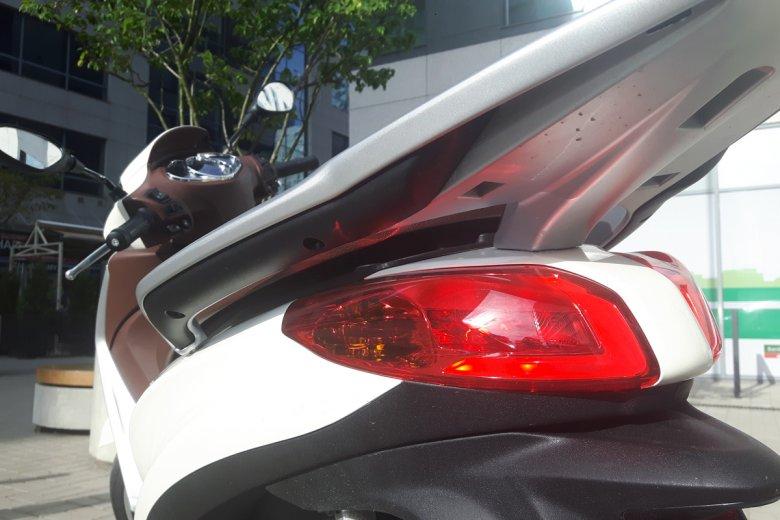 Piękne światła w technologi LED. Kierowcy samochodach stojących w korkach będą je widywać najczęściej.