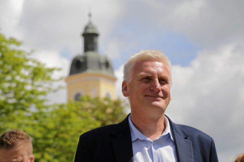 Wojciech Koronkiewicz – lewicowy radny Białegostoku. Do RM wszedł z list SLD, obecnie wsparł inicjatywę Roberta Biedronia.