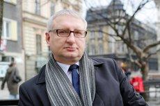 Poseł Pięta chętnie broni wydatków nominatki PiS na prezesa TK.