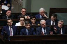 Zdaniem Polaków to Beata Szydło powinna opuścić rząd Mateusza Morawieckiego.
