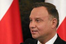 Prezydent Andrzej Duda przyjął ślubowanie od nowych sędziów TK. Internet reaguje.