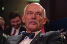 Janusz Korwin-Mikke dorzucił kolejną kontrowersyjną wypowiedź o pedofilii w Kościele.