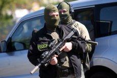 Policja poszukuje sprawców nocnej strzelaniny w podwarszawskich Ząbkach.