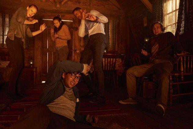 Premiera horroru zbiegła się przypadkowo z tragedią w Koszalinie
