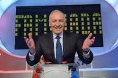 """Co dalej z """"Familiadą"""" w TVP2? To pytanie pada, bowiem Karol Stasburger wystąpi w programie Polsatu."""