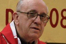 Jorge Bergoglio, czyli papież Franciszek, jako kardynał w 2008 roku.