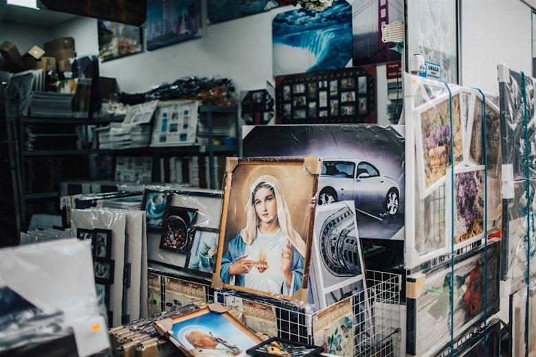 Maryjka, Papież Polak czy auto?