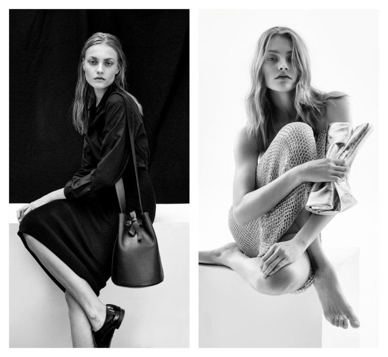Zeszłoroczna kampania marki w której pojawiła się topmodelka Ania Jagodzińska.
