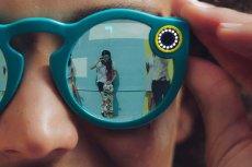 Okulary Spectacles to nietypowy gadżet od Snapchata.