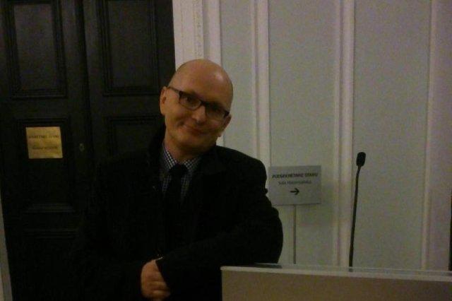 MZ zmanipulowało wypowiedź dziennikarza TVN.