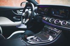 Mercedes E53 AMG w wersji coupe.