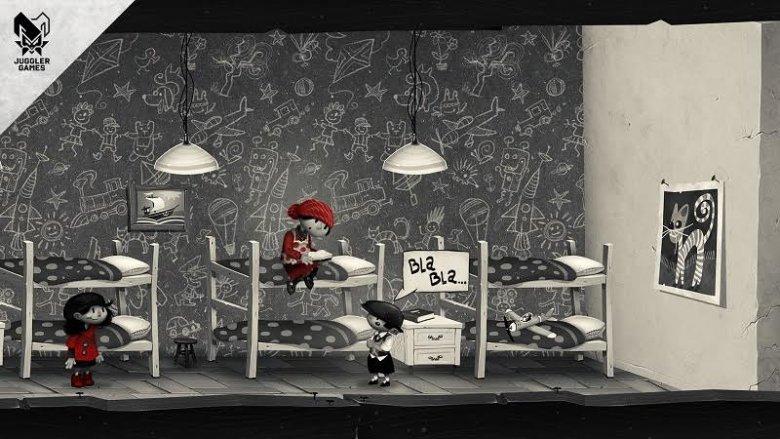 Screen z produkcji My Memory of Us