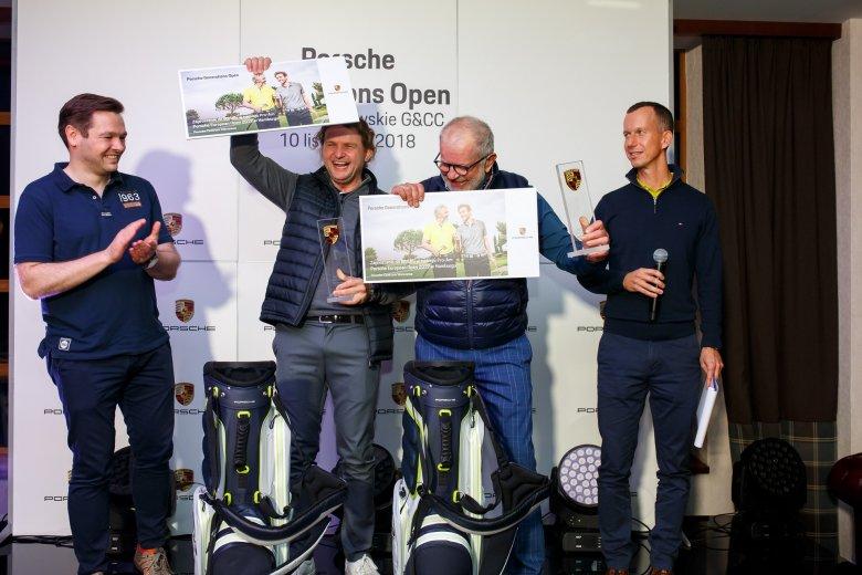 Zwycięzcy turnieju Porsche Generations Open