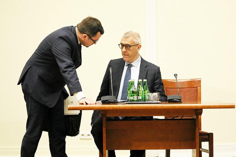 Pierwotnie Donald Tusk miał być przesłuchany 29 maja, ale wówczas Marcin Horała i reszta komisji ds. VAT mieli okazję spotkać jedynie pełnomocnika szefa RE, czyli Romana Giertycha.