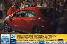Potrącił 23 osoby na molo w Sopocie i uniknie więzienia? TVN24: Najprawdopodobniej będzie umorzenie
