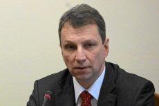 Andrzej Halicki ostro skrytykował fakt, że w rządzie zasiadają tacy ludzie jak Michał Królikowski.