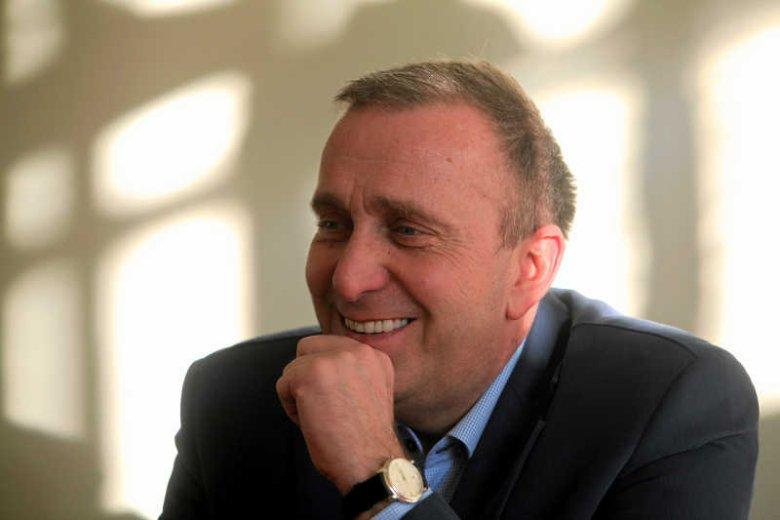 Wyborcy chcą na czele PO widzieć Grzegorza Schetynę.