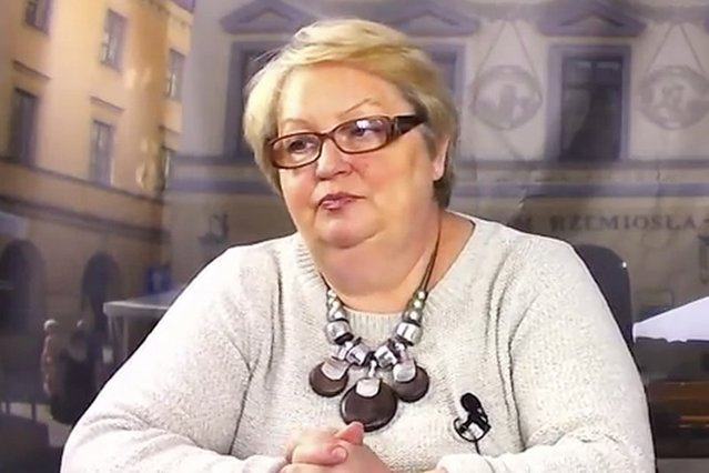 Irena Szafrańska to blogerka-celebrytka prawicowych mediów.